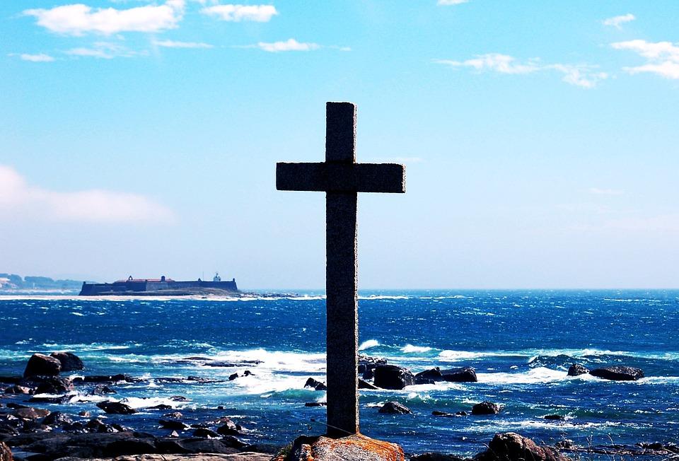 A Guarda, Galicia, Sea, Cruz, Atalaya, Nature