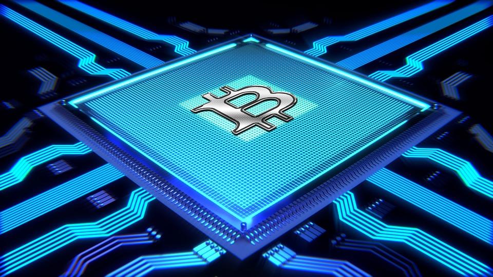 Bitcoin, Mining, Processor, Cryptocurrency, Crypto