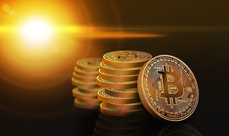 Bitcoin Coin Crypto Currency Bit Money