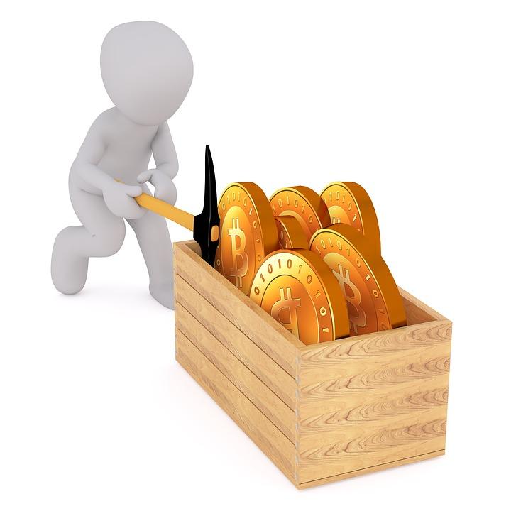 Bitcoin, Mining, Crypto-currency, Crypto, Block Chain