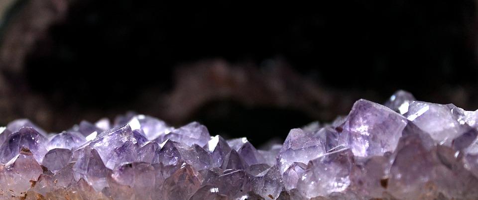 Amethyst, Amethist, Crystal, Nature, Gem, Geology