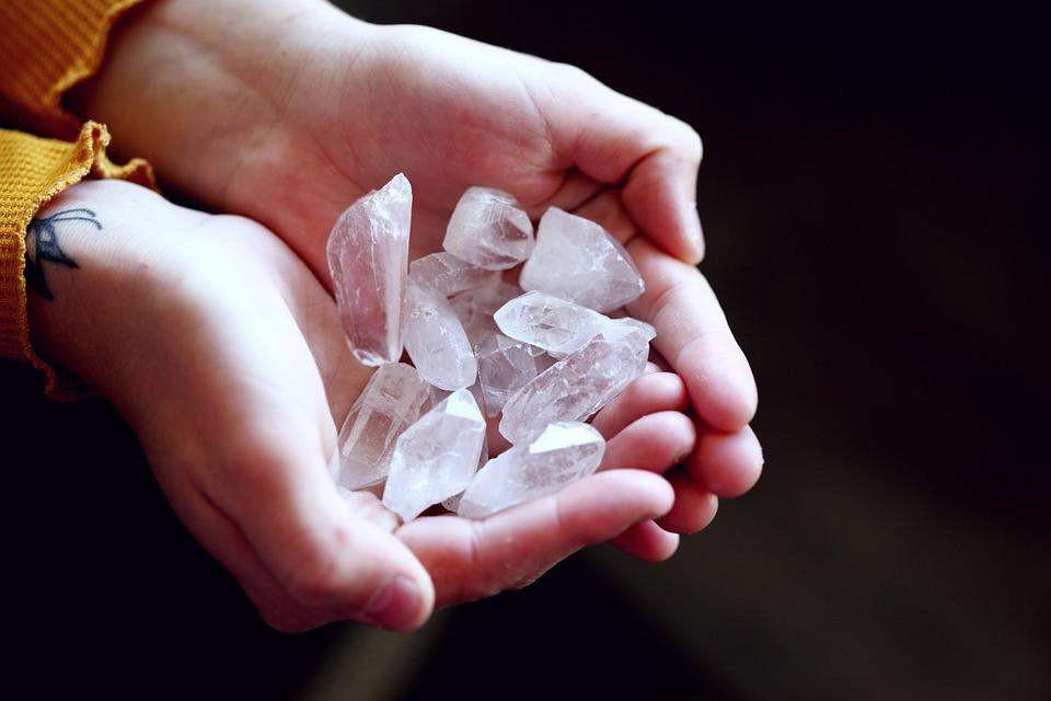 Positive Thinking, Energy, Reiki, Crystals, Quartz