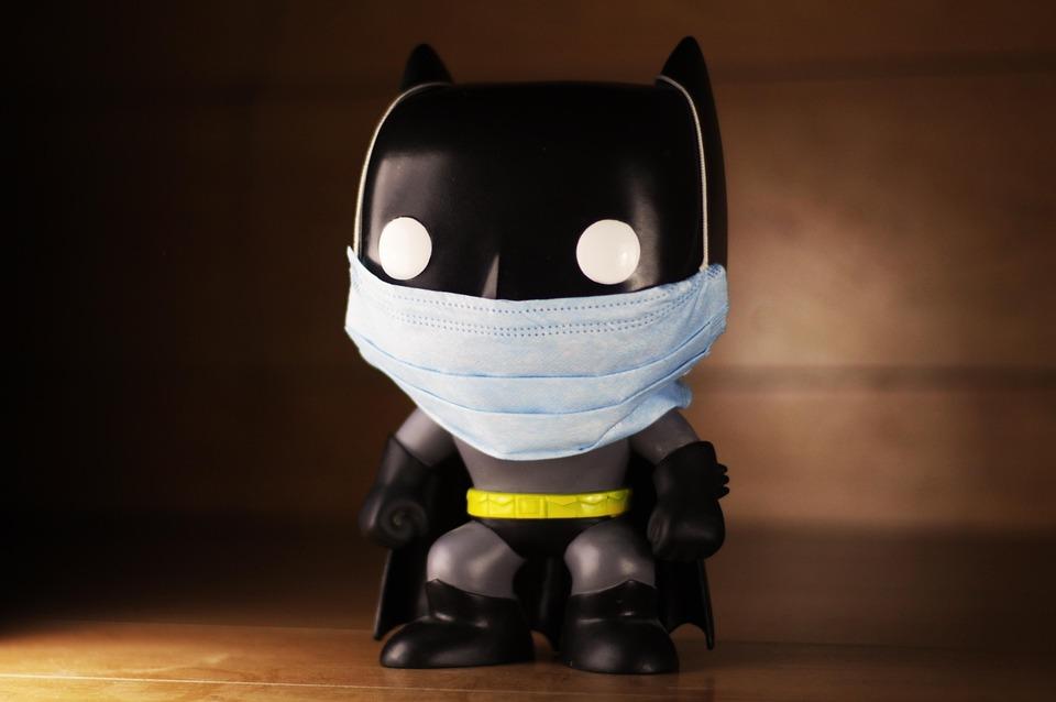 Cuarentena, Batman, Chihuahua, Heroes