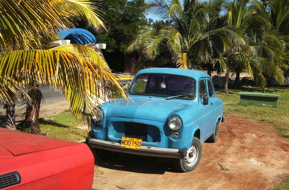 Cuba, Autos, Oldtimer