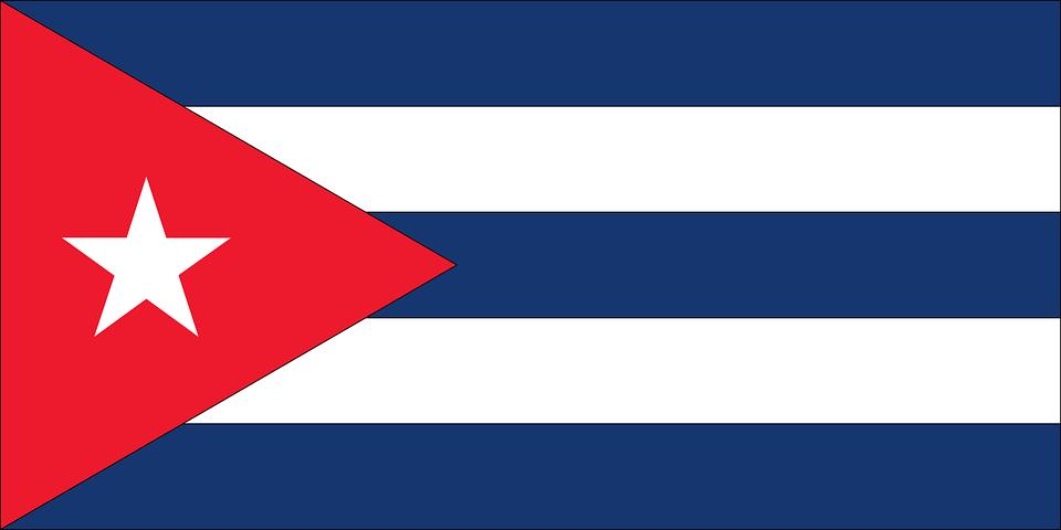 Flag, Country, Cuba