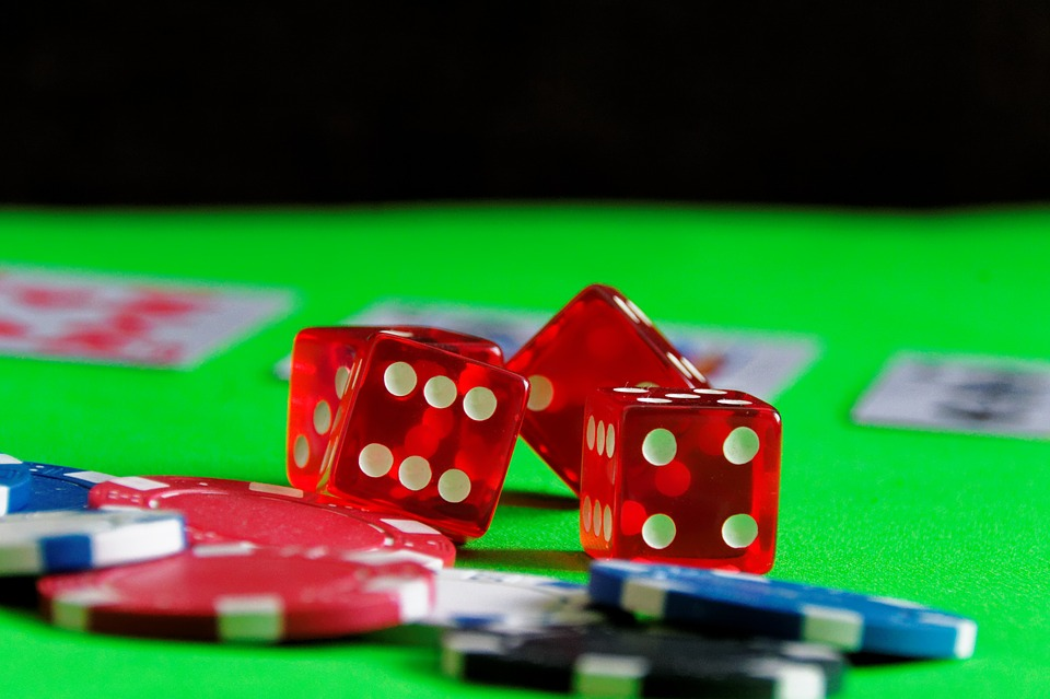 Play, Poker, Cube, Gambling, Casino, Card Game, Cards