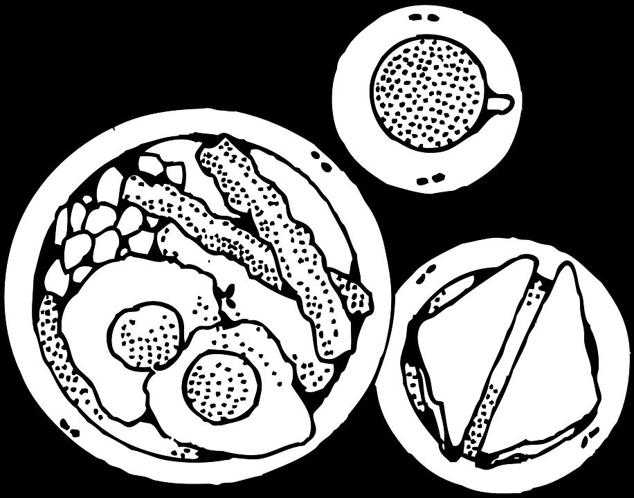 Breakfast, Eggs, Bacon, Toast, Meal, Cuisine, Tasty