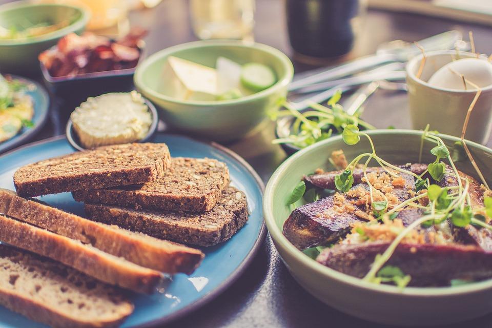 Bread, Breakfast, Dinner, Wholesome, Cuisine, Delicious