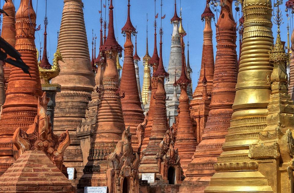 Myanmar, Burma, Asia, Culture, Travel, Buddhism, Pagoda