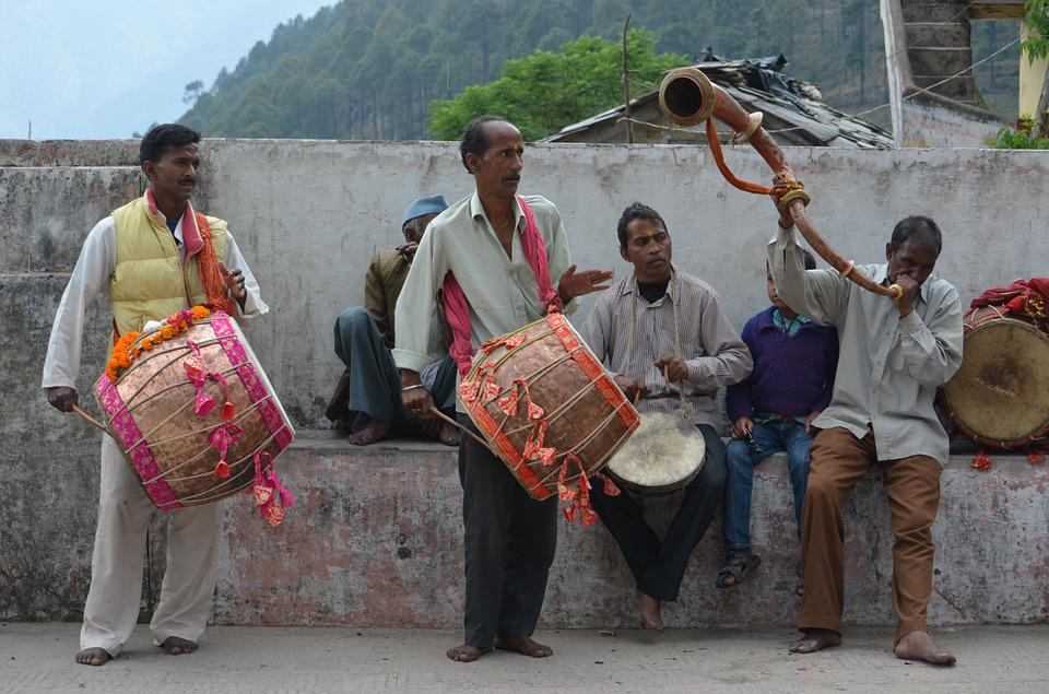Drummers, Culture, Percussion, Celebration