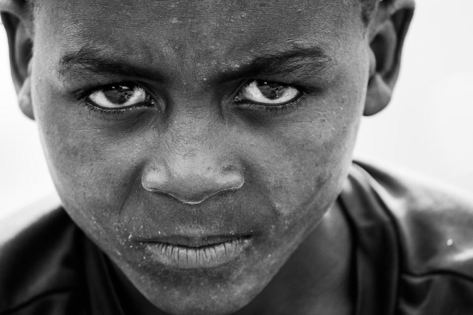 Boy, African, Africa, Child, Portrait, Culture