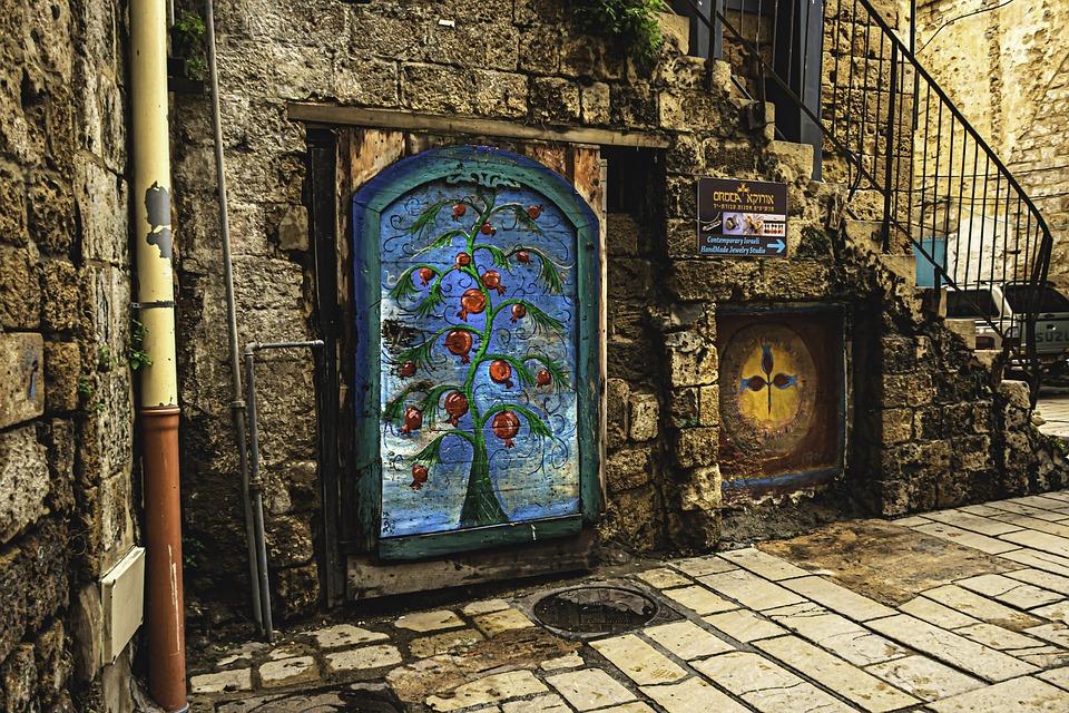 Akko, I Love Israel, Acre, Culture, Historic