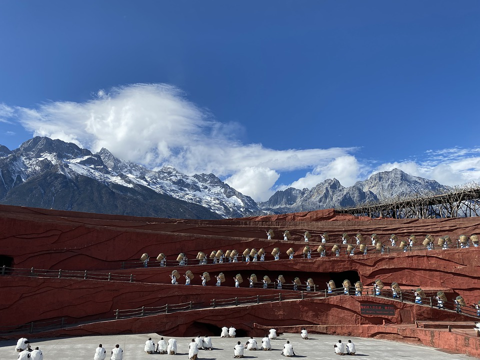 In Yunnan Province, Tourism, Snow Mountain, Culture