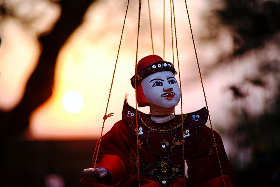 Traditional, Myanmar, Culture, Religion
