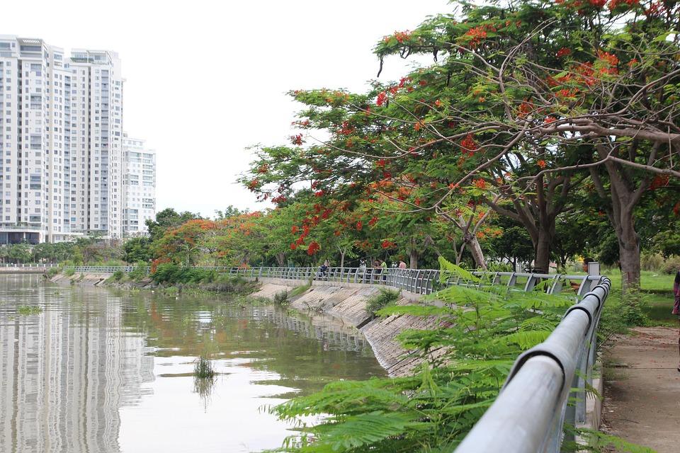 Vietnam, Asia, Traditional, Culture, Street, Streetlife