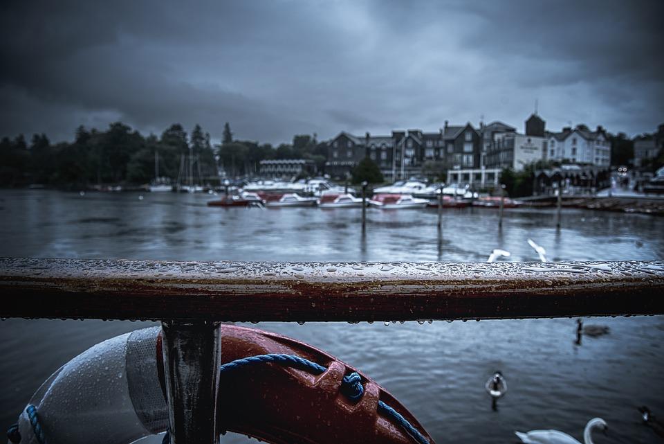 Lake Windermere, Boat, Windermere, Cumbria, England