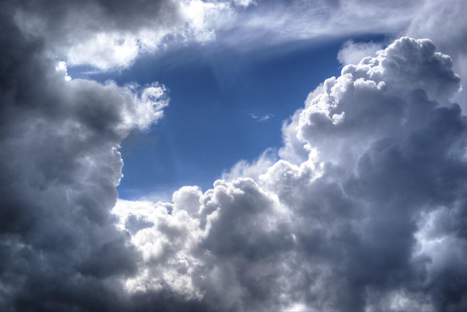 Cloudscape, Clouds, Weather, Cumulus, Cumulonimbus