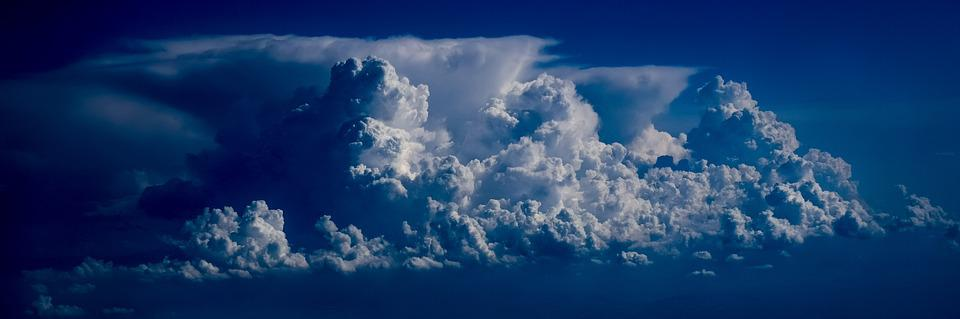 Clouds, Sky, Dramatic, Air, Atmosphere, Cumulus