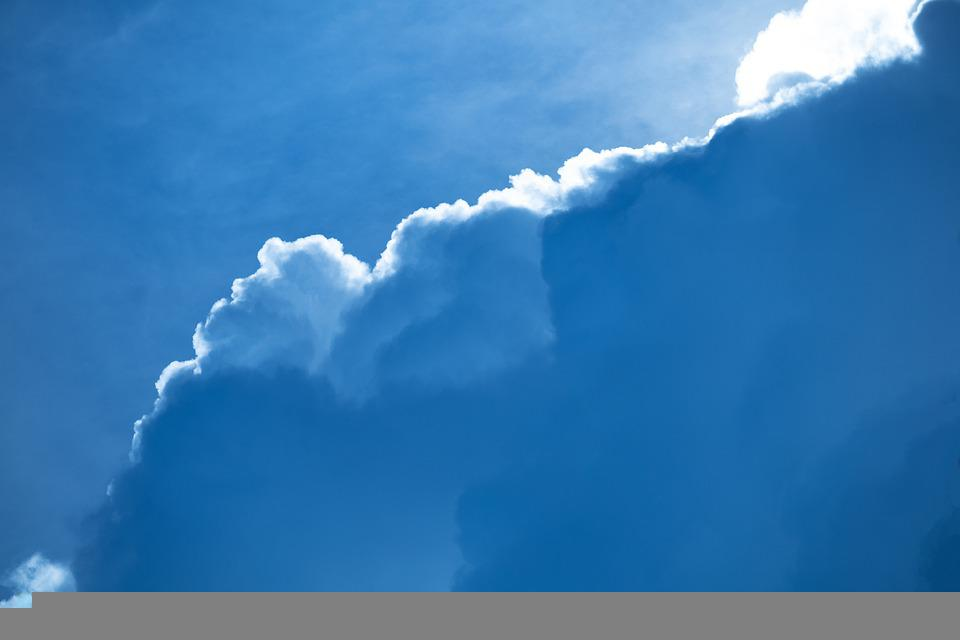 Sky, Clouds, Atmosphere, Cumulus, Cumulus Clouds