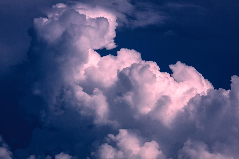 Free Photo Cumulus Clouds Dramatic Clouds Nature Sky Max