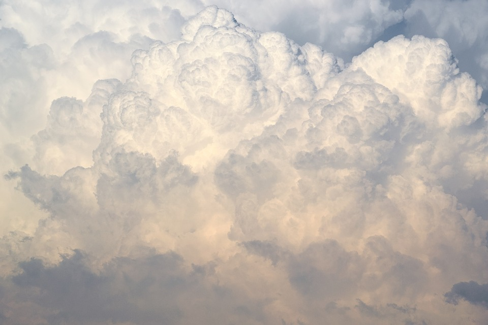 Clouds, Sky, Cloud, Cumulus