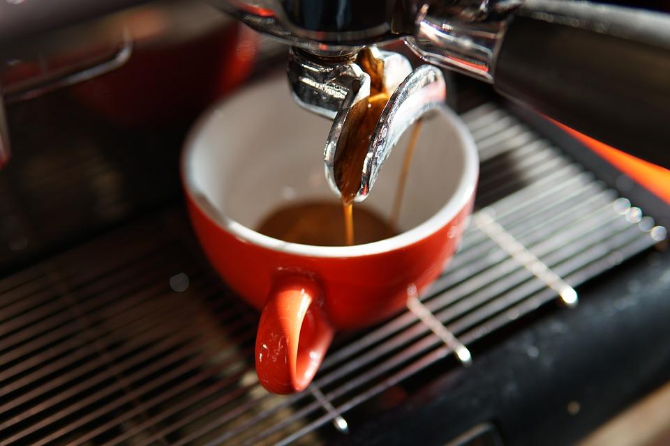 Espresso, Coffee, Caffeine, Drink, Beverage, Cup