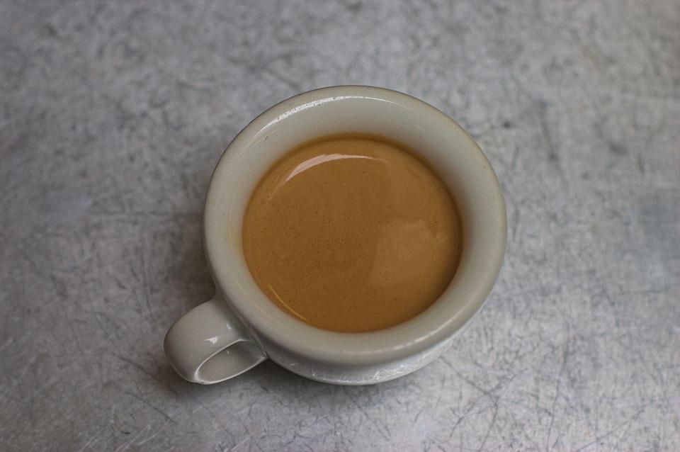 Espresso, Coffee, Cup, Caffeine, Beverage, Cafe