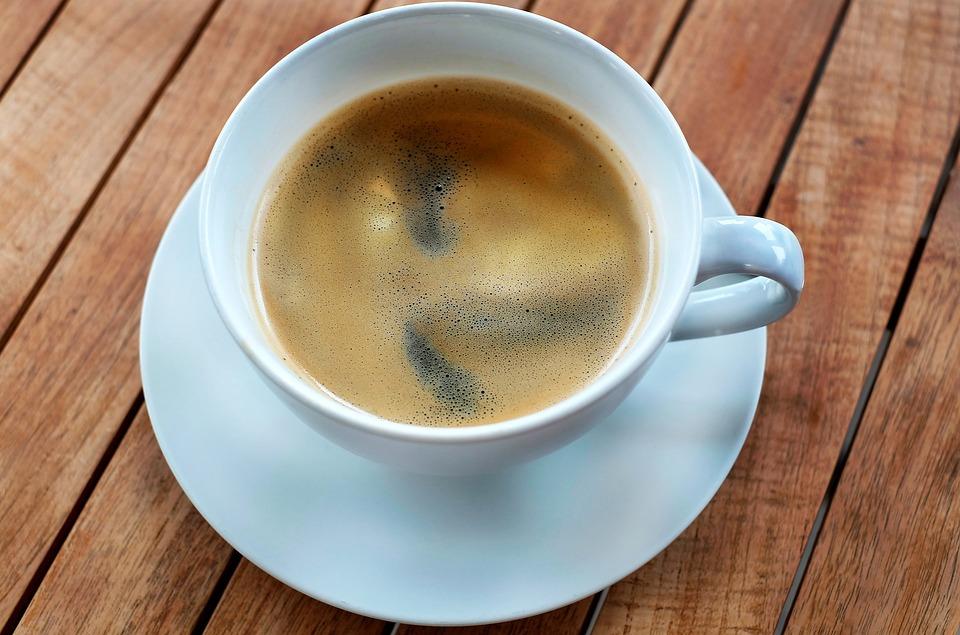 Cup, Coffee, Coffee Cup, Coffee Foam, Aroma