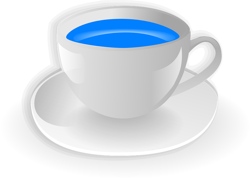 Cup, Saucer, Drink, Beverage, Water, Ceramic, Drinking