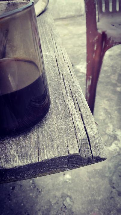 Old Wood, Ant, Cup, Chair, Relaxation