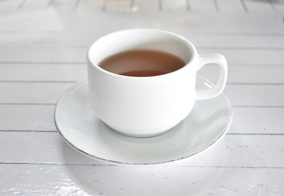 Tea, Cup, Drink, Mug, White, Morning, Teacup