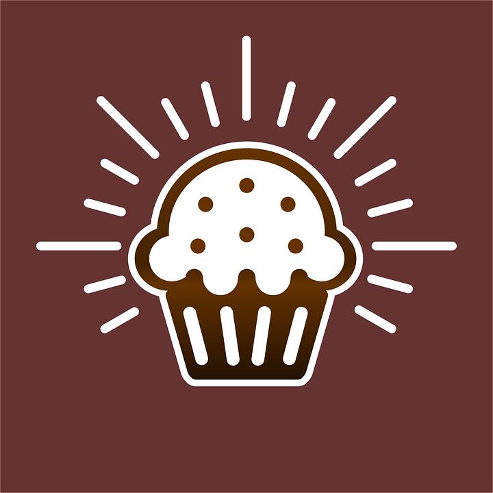 Cupcake, Muffin, Icon, Dessert, Sweets, Cupcake Icon