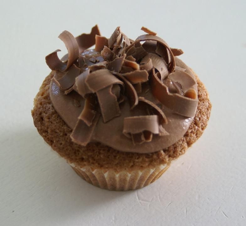 Cupcake, Chocolate, Sweet, Benefit From