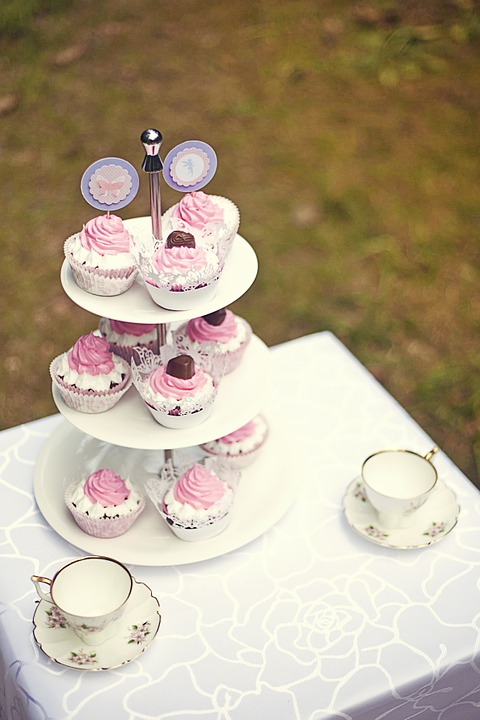 Cupcakes, Party, Celebrate, Decoration