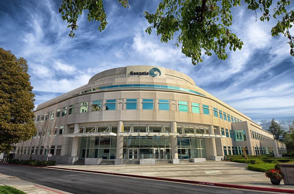 Cupertino, California, Seagate Headquarters, Building