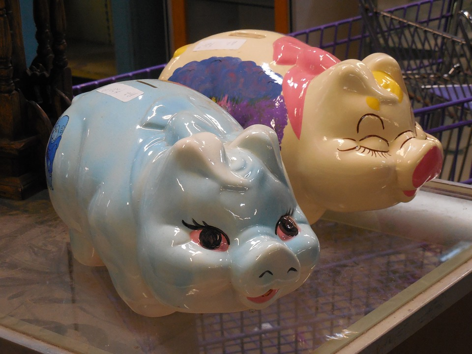 Piggy, Bank, Savings, Currency, Piggybank, Pig, Save