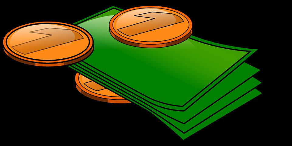 Bills, Coins, Cash, Money, Finance, Currency, Banking