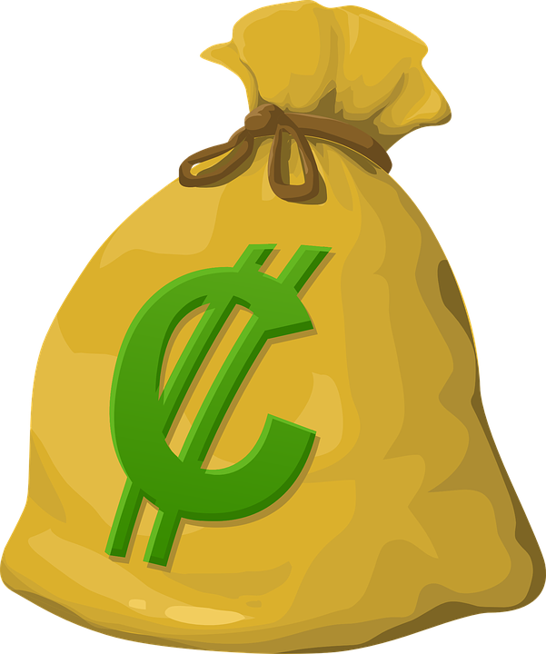 Money, Bag, Cash, Currency, Wealth, Payment, Investment