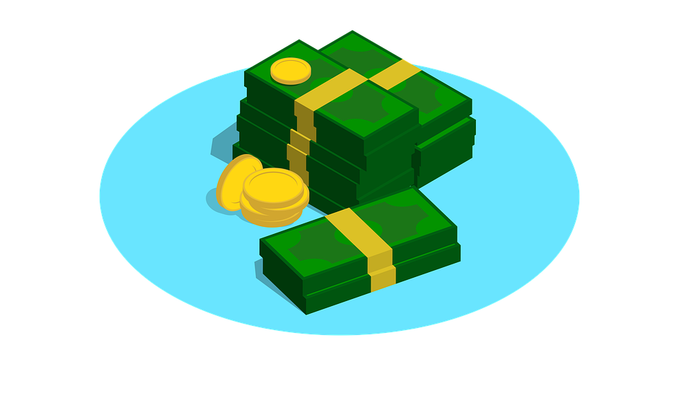 Money, Currency, Cash, Bills, Income, Financial, Coins
