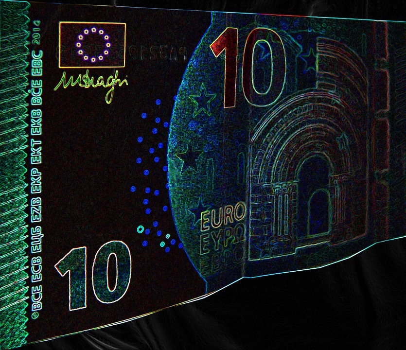 Money, Euro, Dollar Bill, Currency, Levy, Protection