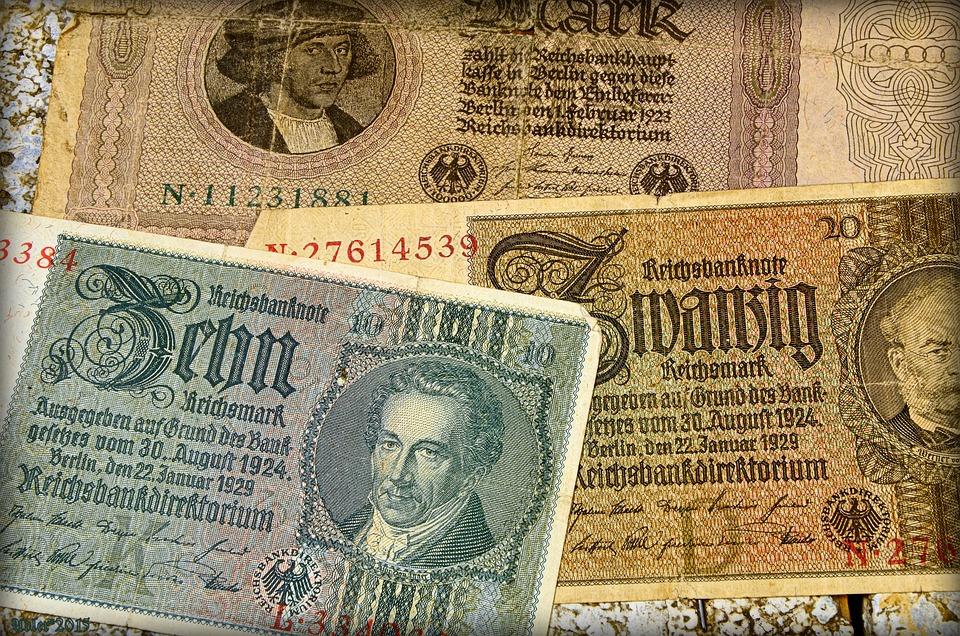 Geld, Mark, Money, Bills, Bill, Currency, Finances
