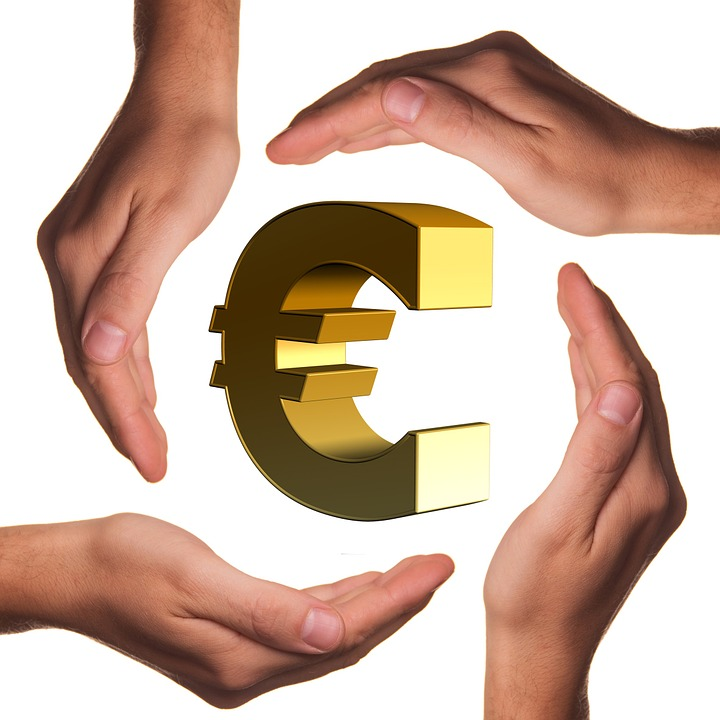 Protect, Hands, Euro, Hand, Currency, Money