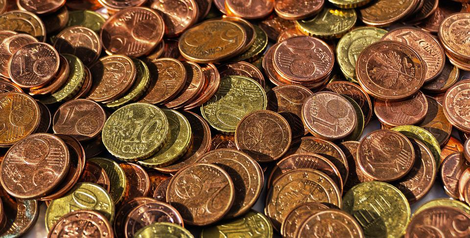 Euro, Money, Cent, Euro Cent, Coins, Currency