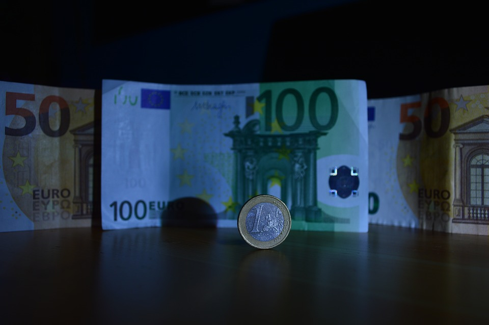 Money, Euro, Currency, Finance, 200 Euro, Banknote