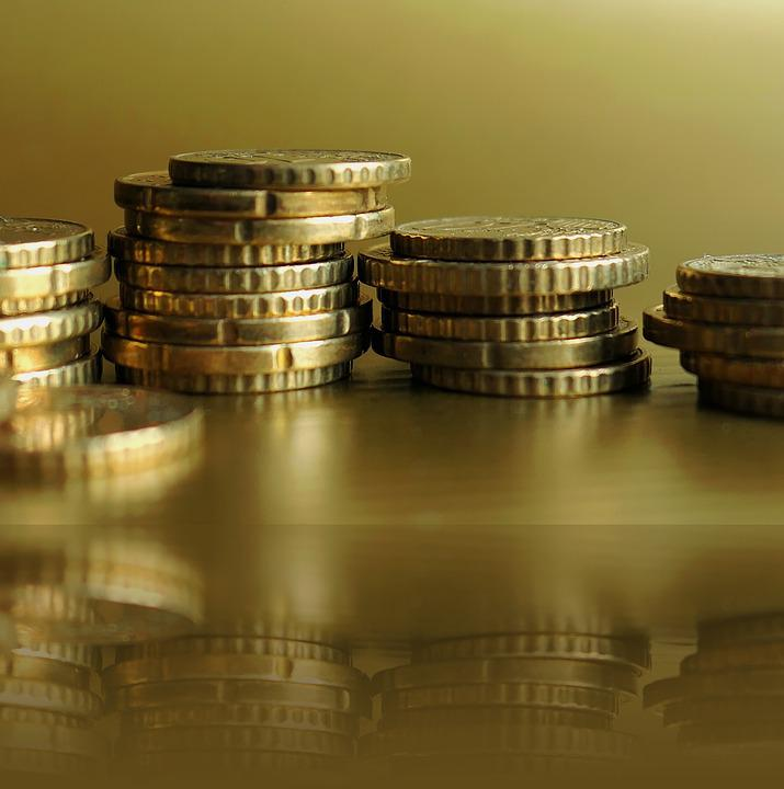Savings, Finance, Currency, Euro Cent, Money, Bank