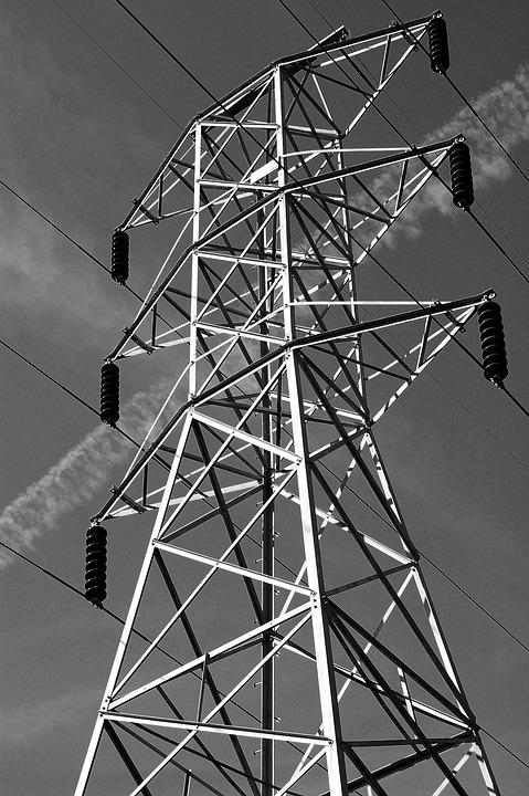 Pylon, Electricity, Power, Tower, Energy, Current