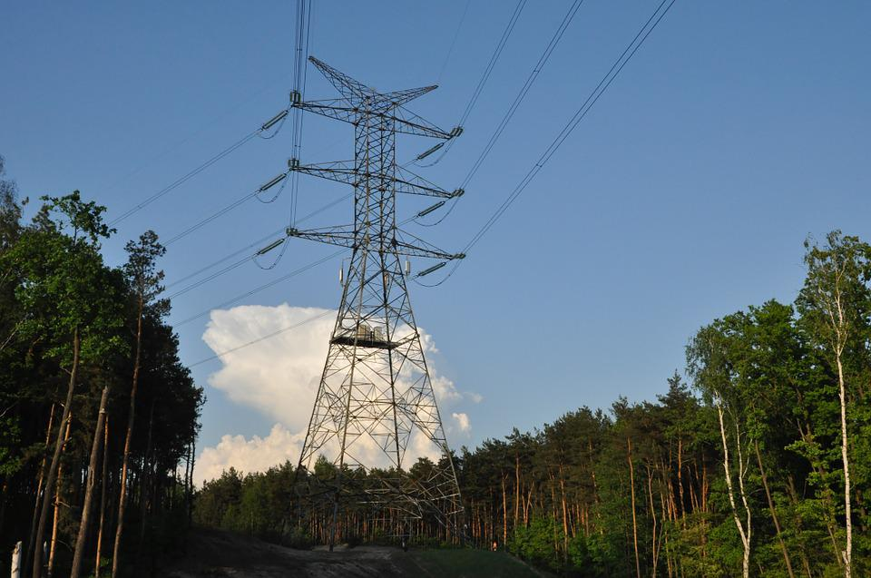 Energetics, Current, Forest, Cloud, Sky, Poland
