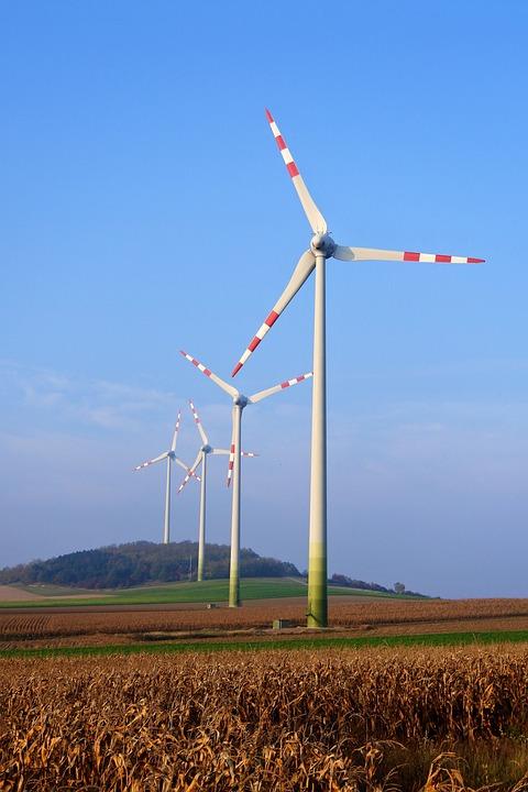 Sky, Pinwheel, Renewable Energy, Eco, Current