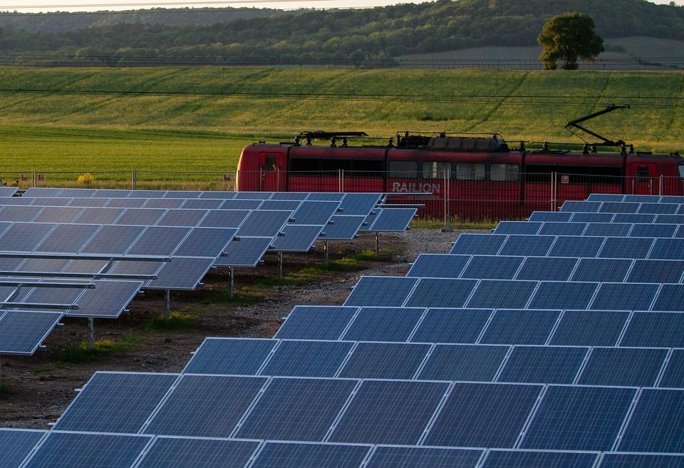 Solar Cells, Solar Photovoltaic, Current, Energy