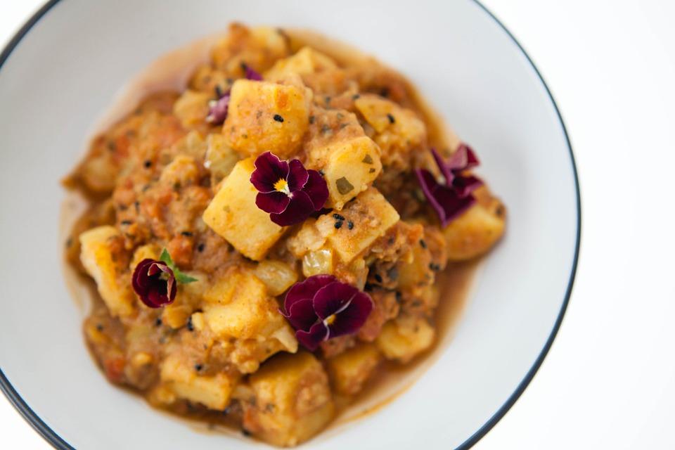 Curry, Vegan, Food, Vegetarian, Healthy, Delicious